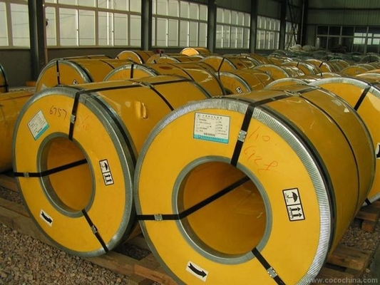 Porcellana 316 L 321 430 430L hanno laminato a freddo la superficie delle bobine 2B dell'acciaio inossidabile con la larghezza di 1000mm 1219mmsulle vendite